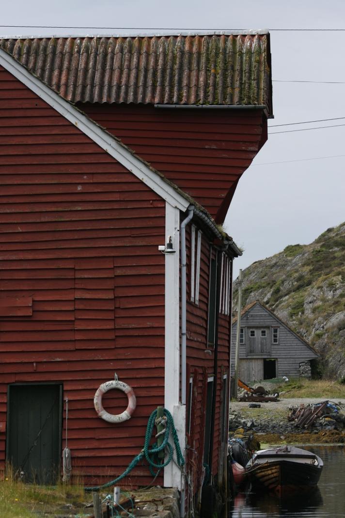 Det gamle sjøhuset