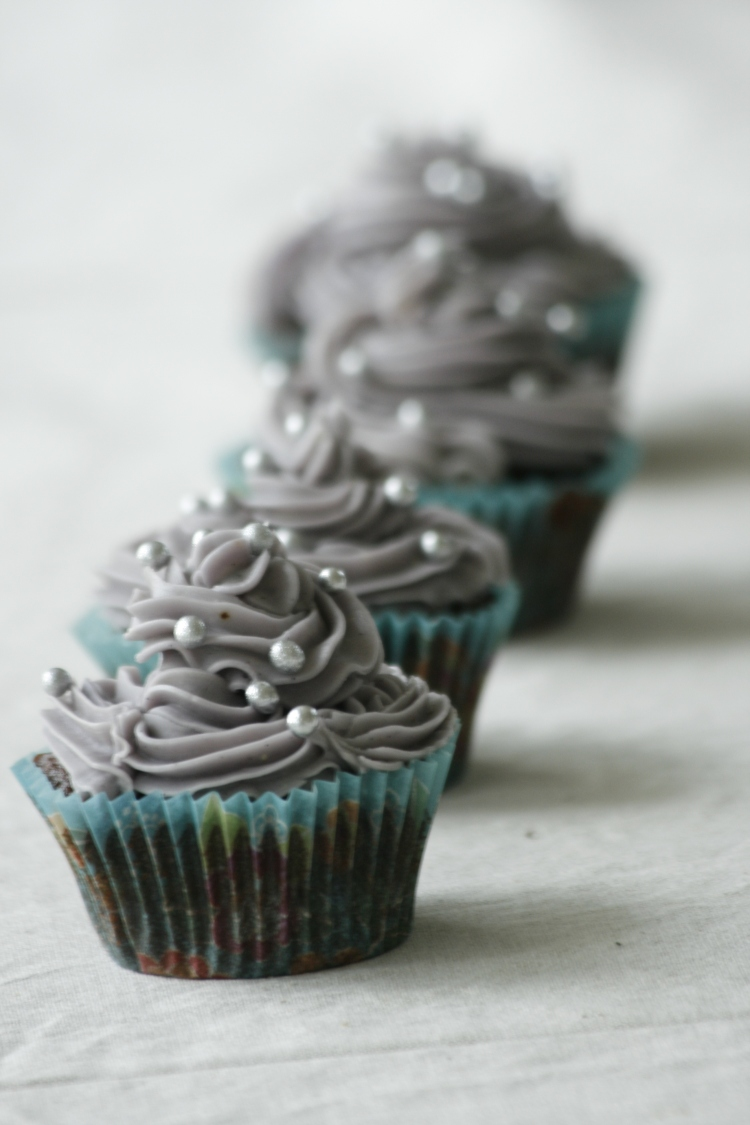 Sjokolade Muffins