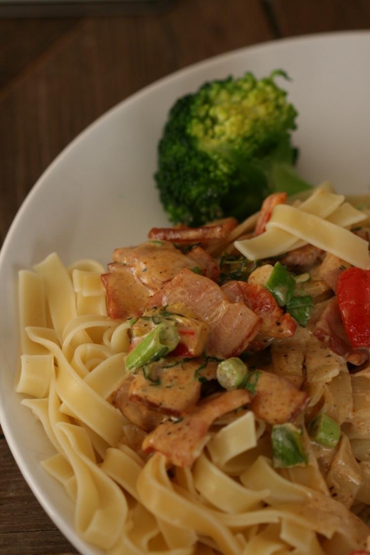 vanlig pasta