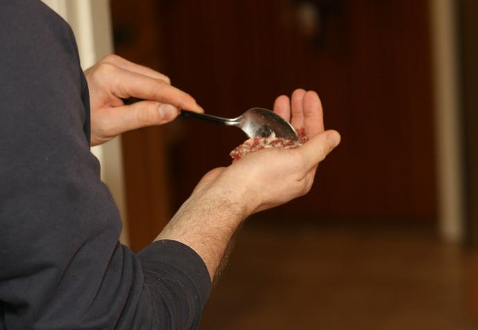 Husk å lage en testkake for å sjekke at deigen er riktig krydret!